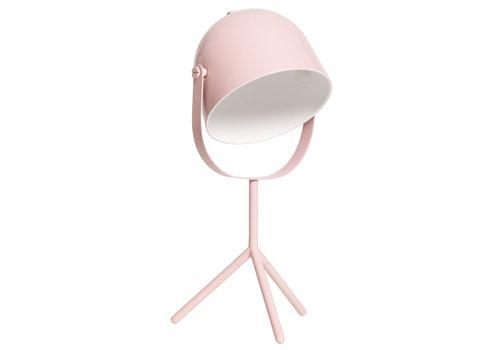 Flexa Monty tafellamp roze