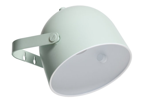 Flexa Monty wall lamp mint green