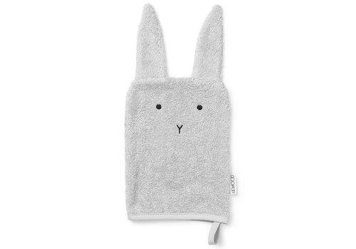 Liewood Wash cloth Rabbit dumbo grey 1st