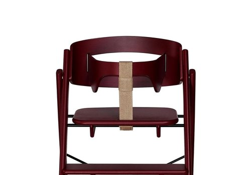 KAOS Klapp beugel beech wine red