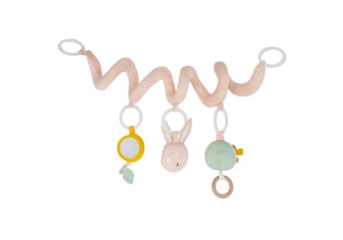 Trixie Baby Activity spiral Mrs. Rabbit