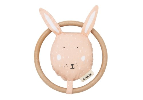 Trixie Baby Rattle Mrs. Rabbit