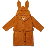 Bathrobe Lily Rabbit Mustard