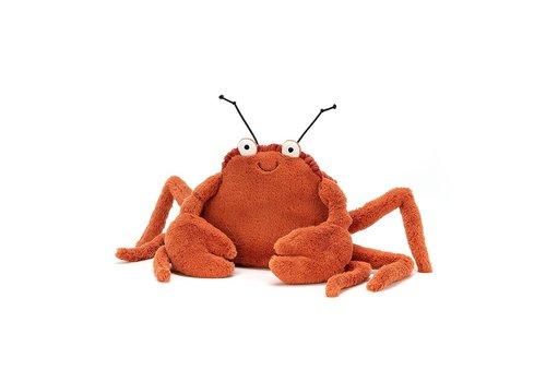 Jellycat Crispin Crab 15cm