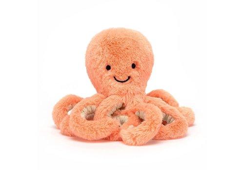 Jellycat Peachie Octopus 14cm
