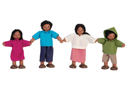 PlanToys Doll Family