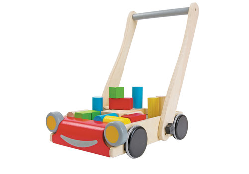 PlanToys Loopwagen
