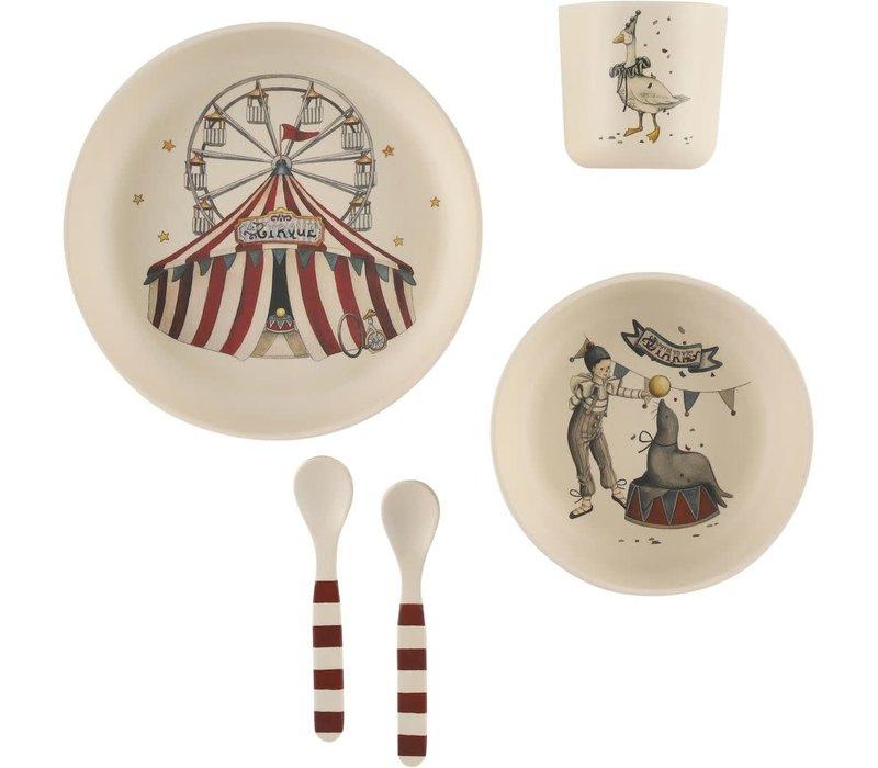 Circus eetset