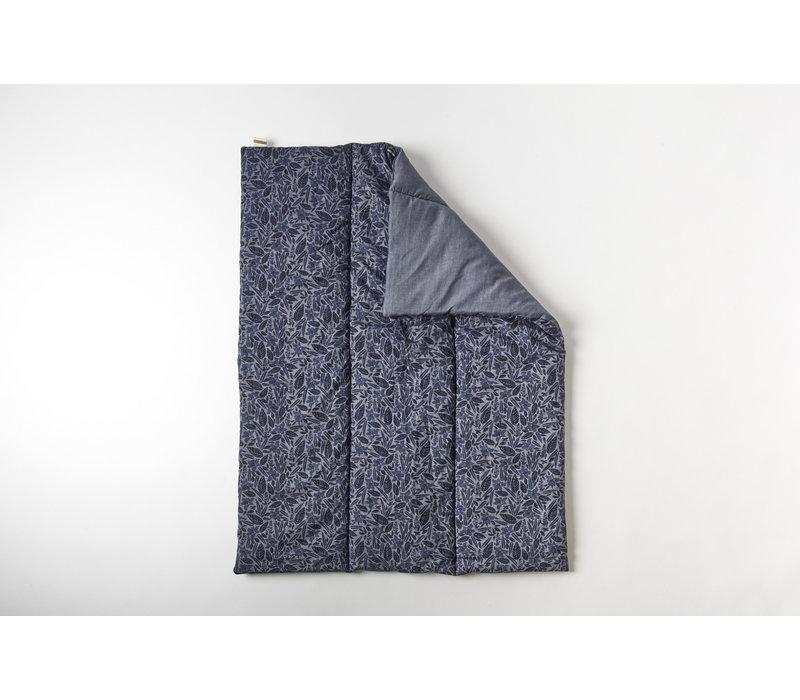 Parklegger en deken 75x95 jungle jeans