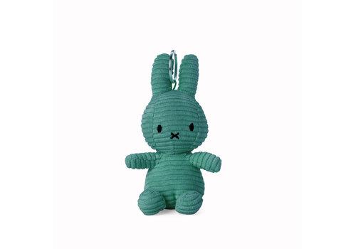 Nijntje Miffy Keychain Corduroy Green - 10cm