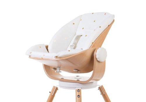Childhome Evolu Newborn comfortkussen Gold dots