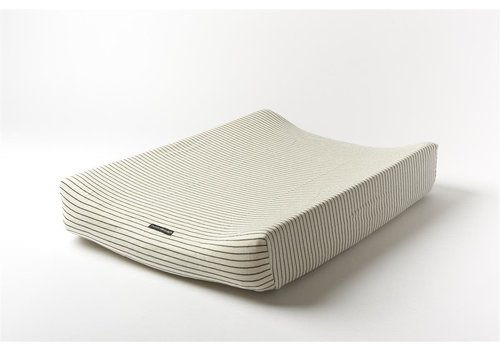 mundo melocotón Changing pad cover Off-white