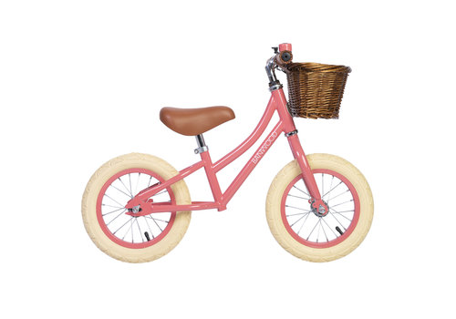 Banwood Loopfiets FIRST GO! Coral