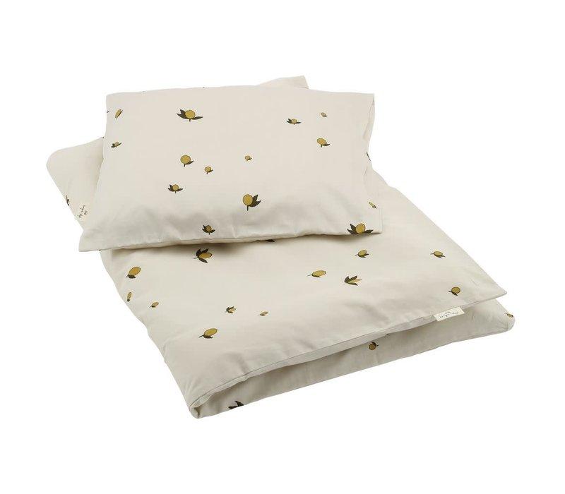 Junior bedding lemon