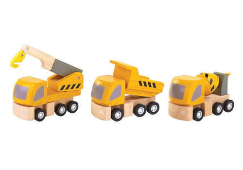PlanToys Highway Maintenance