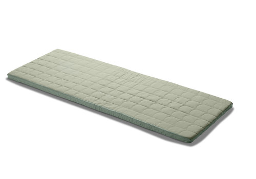 Flexa Play mattress 140x60 Moss green