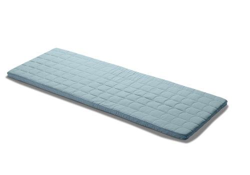 Flexa Play mattress 140x60 Frosty blue