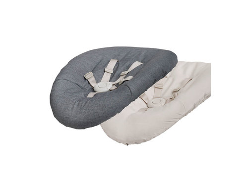 Evomove Nomi Baby matras Dark grey/sand
