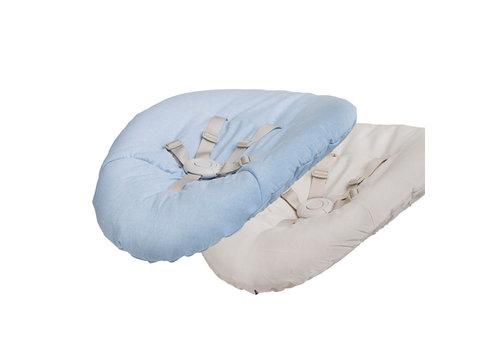 Evomove Nomi Baby matras Pale blue/sand