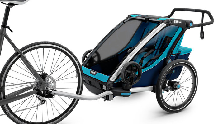 Child bike seats & Bike trailers