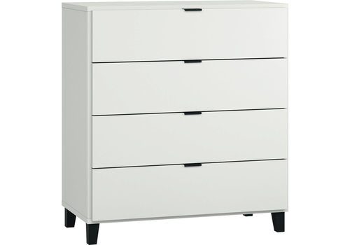 Vox SIMPLE Commode white/black