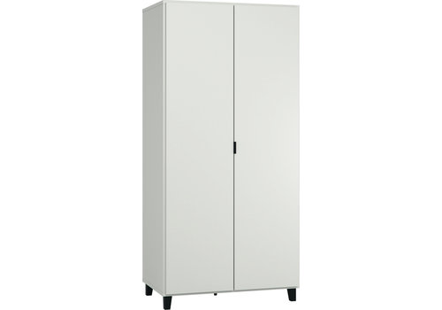 Vox SIMPLE 2-door wardrobe white