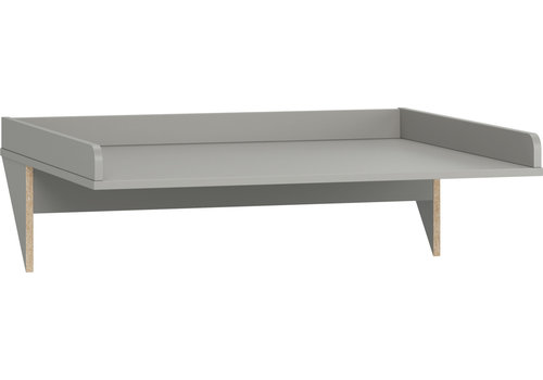 Vox SIMPLE Luiertafel voor commode grey