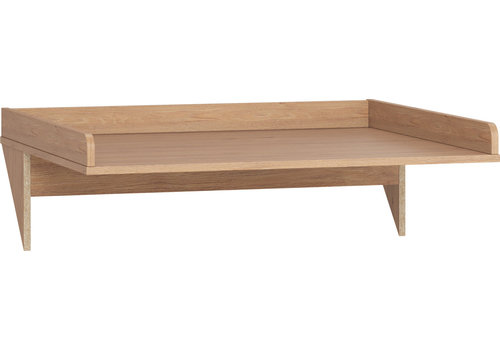 Vox SIMPLE Luiertafel voor commode oak
