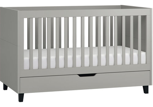 Vox SIMPLE Cot bed 70x140 grey