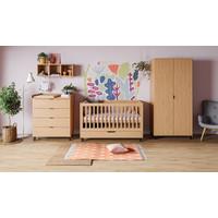 SIMPLE Cot bed 70x140 oak