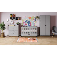 SIMPLE Changing table top grey
