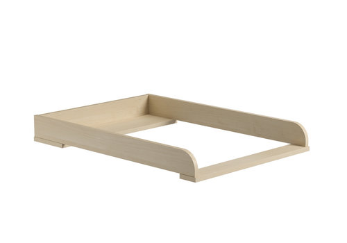 Vox PLAYWOOD Luiertafel voor commode birch