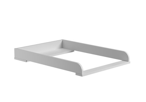 Vox PLAYWOOD Luiertafel voor commode white