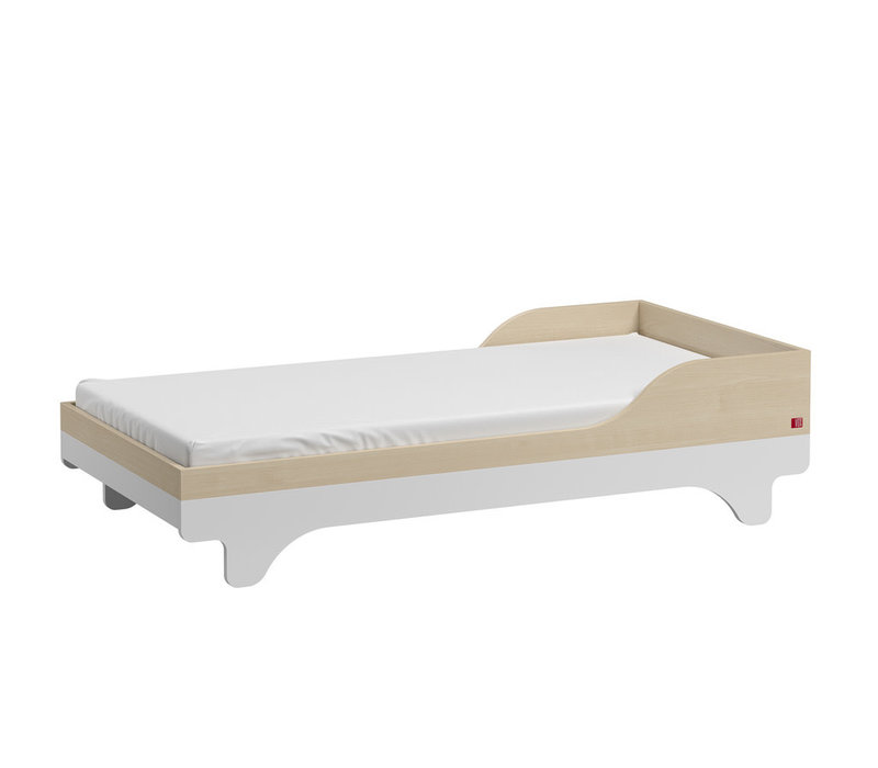 PLAYWOOD Kit for transformation toddler bed birch