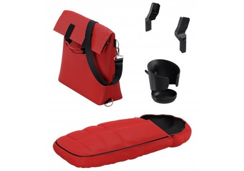 Thule Launch Pack Energy Red
