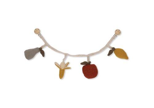 Konges Sløjd Fruit pram chain