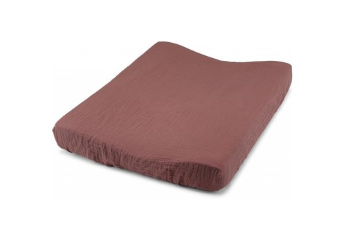Konges Sløjd Fitted sheet for changing cushion cedar wood