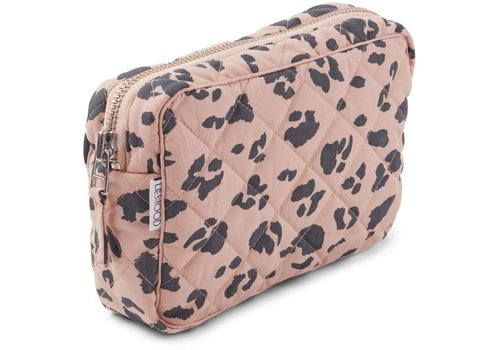 Liewood Claudia toiletry bag Leo rose
