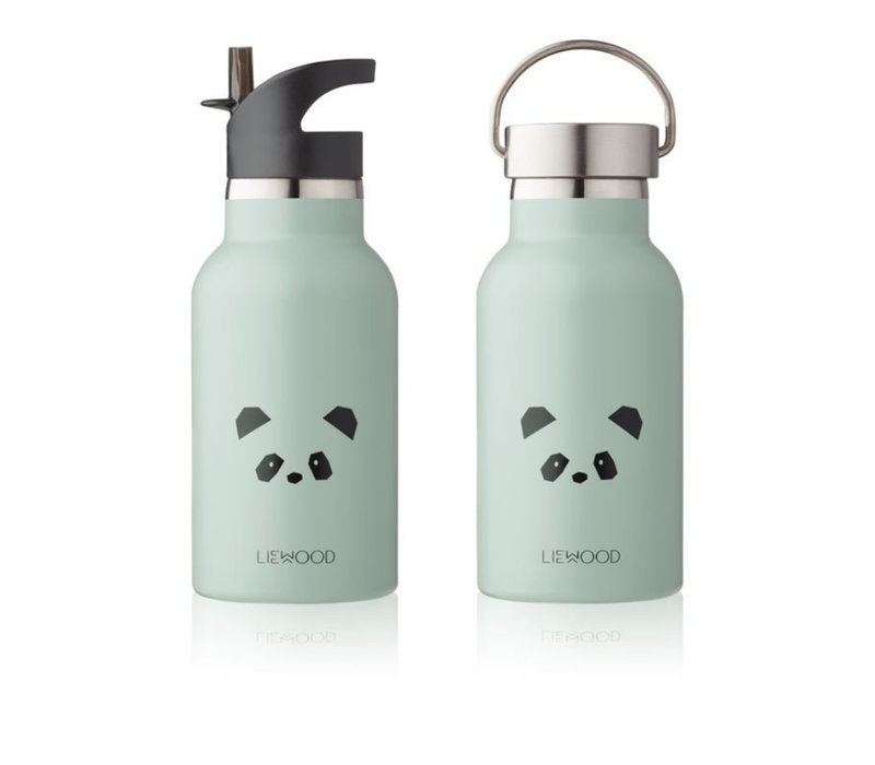 Steel bottle Anker Panda dusty mint