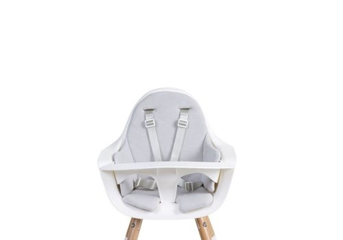 Childhome Evolu Seat cushion tricot pastel mouse grey