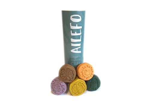Ailefo Organic modeling clay mini tube