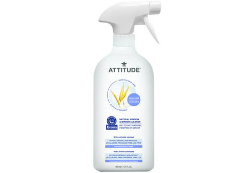 Attitude Natural Window & Mirror Cleaner