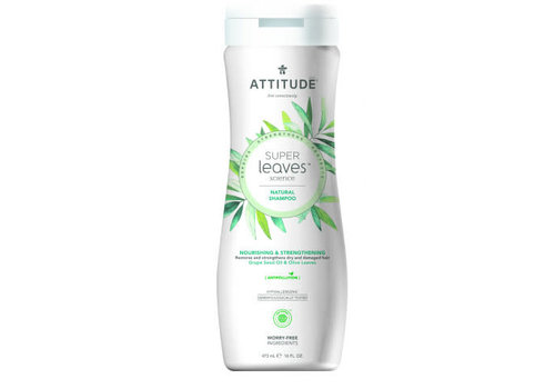 Attitude Super Leaves Shampoo Nourishing & Strengthening 475ml