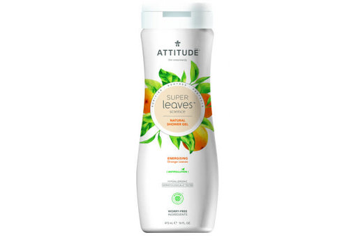 Attitude Super Leaves Body wash Energizing 475ml