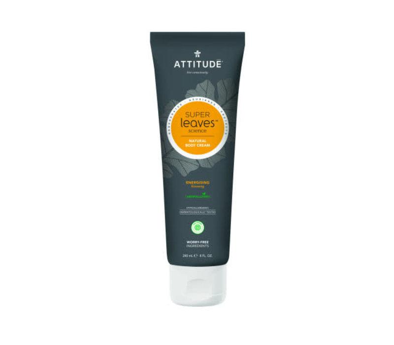 Super Leaves Body cream MEN Energizing 240ml