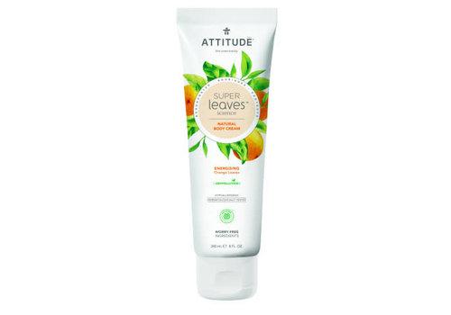 Attitude Super Leaves Body cream Energizing 240ml