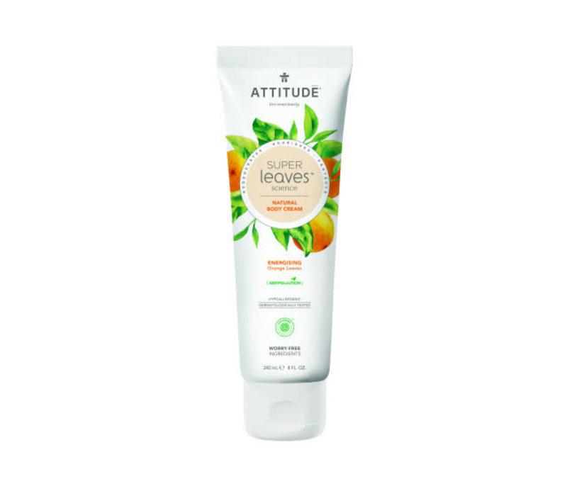 Super Leaves Body cream Energizing 240ml