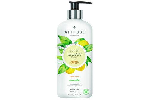 Attitude Super Leaves Hand soap Lemon Leaves 475ml