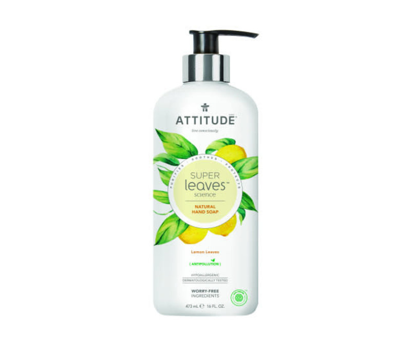 Super Leaves Hand soap Lemon Leaves 475ml