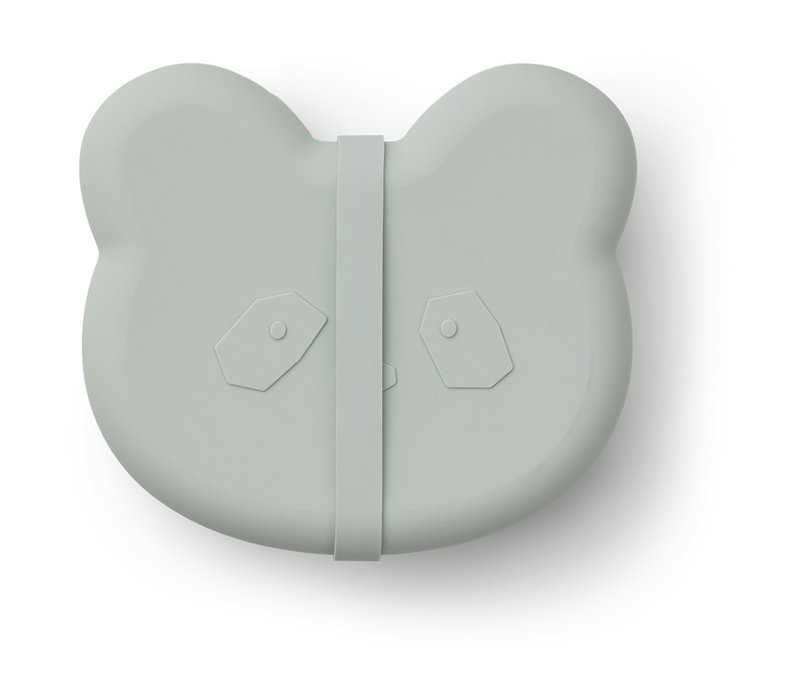 Lunchbox Vita Panda dusty mint